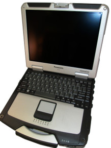 Refurbished fully-rugged Panasonic Toughbook CF-31 MK2 refurbished by Telrepco
