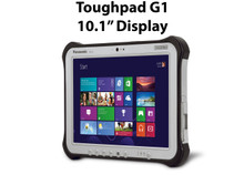 Panasonic Toughpad FZ-G1 Tablet