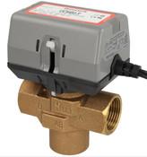Honeywell VC6013MP6000 3-way valve, 1″ IT, without limit switch