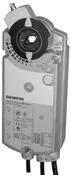 Siemens GIB136.1E rotary air damper actuator