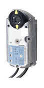 Siemens GNA126.1E/12 actuator for fire protection dampers 2-position