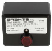 Brahma SM192.2, 24285621 burner control box