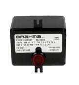 Gas burner control unit Brahma SM 191.1 24080001, 20083301