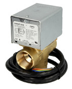 "Honeywell V8044C1065B, Three-way zone valve 1"" IT 24 V/50 Hz"