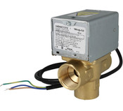 "Honeywell V4044C1312 Three-way zone valve , 1"" IT 230 V/50 Hz"