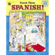 TEACH THEM SPANISH GR 4