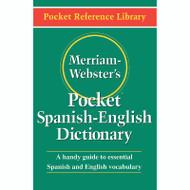 MERRIAM WEBSTERS POCKET SPANISH -