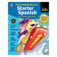 COMPLETE BOOK OF STARTER SPANISH
