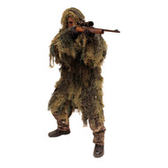 2-Piece Ghillie Parka - Woodland