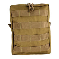 Large MOLLE Utility Pouch - Coyote