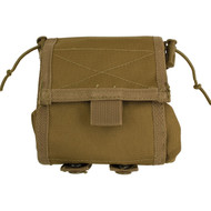 Folding Ammo Dump Pouch - Coyote