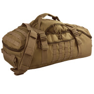 Traveler Duffle Pack - Coyote