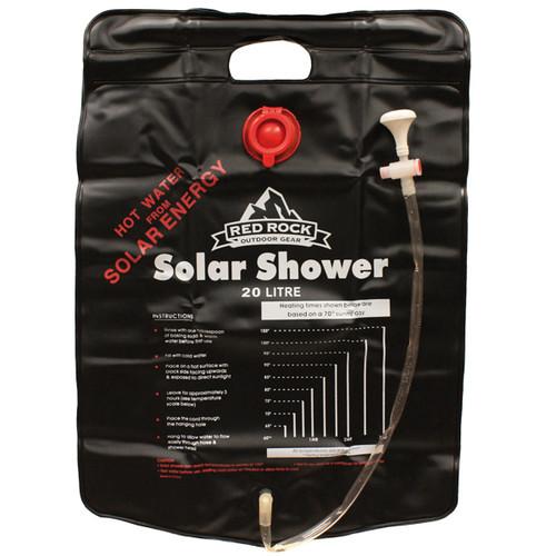 5-Gallon Solar Shower
