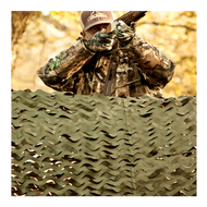 Big Game Camo Netting - Field Series_Green