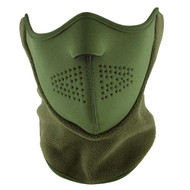 Half Face Mask - Olive Drab