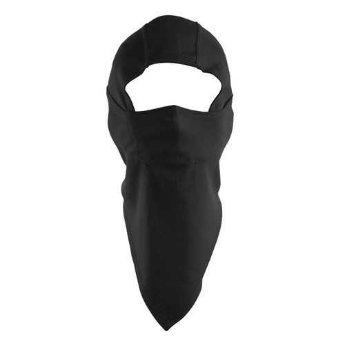 Mesh Tactical Face Mask - Black