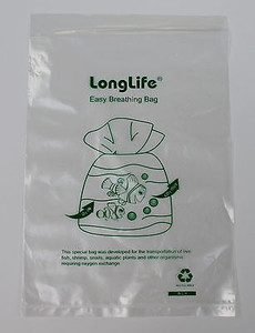 100 LONG LIFE BREATHER BAGS 6 X 9. SHIPPING INCLUDED