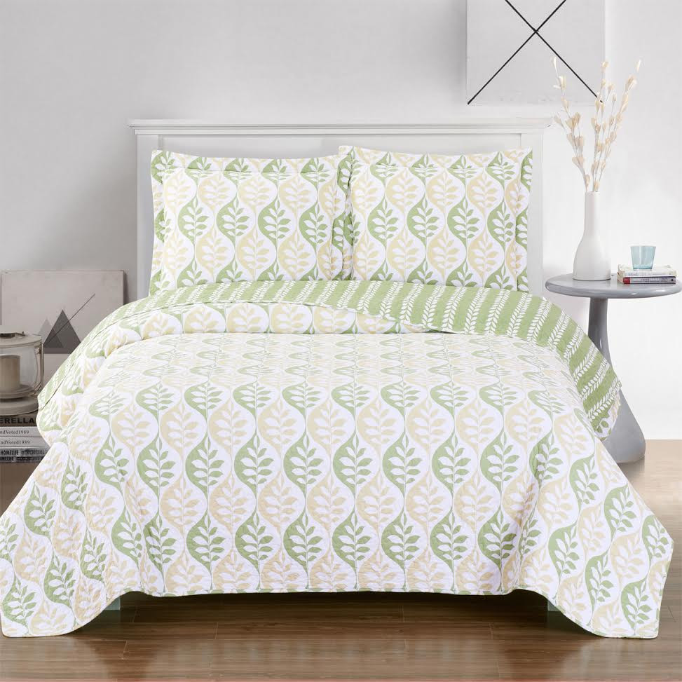 Gia Reversible Oversized Coverlet Set On Sale