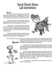 Yeasty Beasty Burps PDF