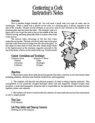 Centering a Cork PDF