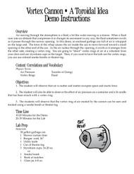 Vortex Cannon PDF