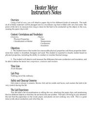 Heater Meter PDF