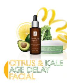 Citrus & Kale Age Delay Facial