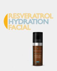 Resveratrol Hydration Facial