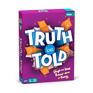 Truth Be Told Game Box