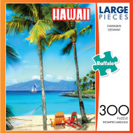 Hawaiian Getaway 300 Large Piece Jigsaw Puzzle Box