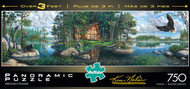 Kim Norlien Freedom's Promise 750 Piece Panoramic Jigsaw Puzzle Box