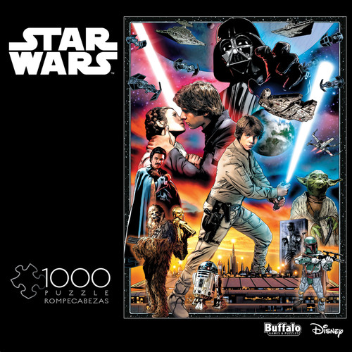 Star Wars: You'll Find I'm Full of Surprises 1000 Piece Jigsaw Puzzle Box