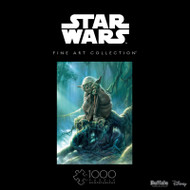 Star Wars™ Fine Art Collection Yoda 1000 Piece Jigsaw Puzzle Box