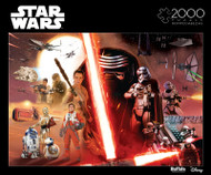 Star Wars™ There Has Been An Awakening 2000 Piece Jigsaw Puzzle Box