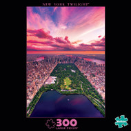 New York Twilight 300 Large Piece Jigsaw Puzzle Box