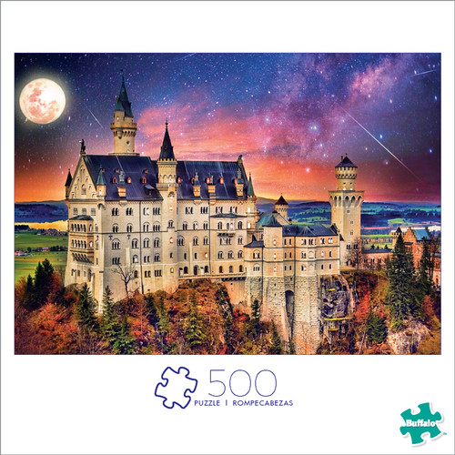 Art of Play Once Upon A Time 500 Piece Jigsaw Puzzle Box