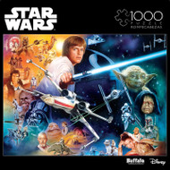 "Star Wars™: ""The Force Will Be With You...Always"" 1000 Piece Jigsaw Puzzle Box"
