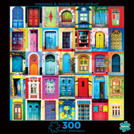 Photography Windows of the World 300 Large Piece Jigsaw Puzzle Box