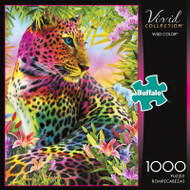 Vivid Wild Color 1000 Piece Jigsaw Puzzle Box