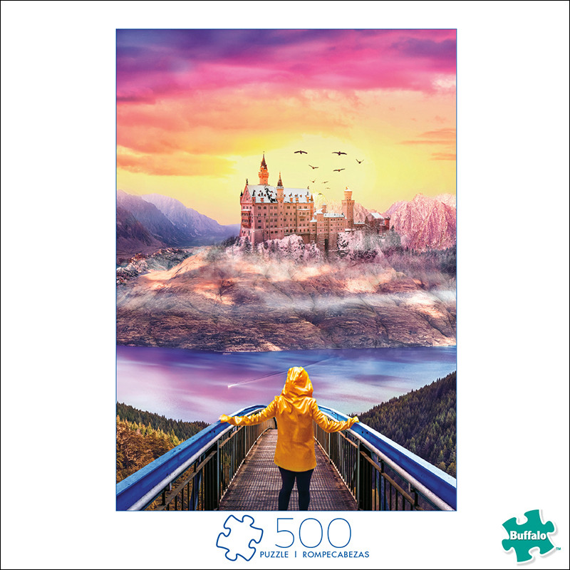 Art of Play Discover Fantasy 500 Piece Jigsaw Puzzle