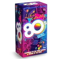 Like Totally 80s Pop Culture Trivia Game Box Front