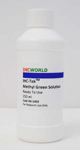 IHC-Tek Methyl Green Solution, Ready To Use, 250 ml