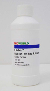 IHC-Tek Nuclear Fast Red Solution, Ready To Use, 250 ml
