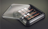 StainTray IHC Slide Staining System, Base with Clear Lid for 10 Slides