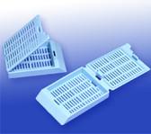Histology/Tissue Processing Cassettes - Blue, 500 pcs/pack
