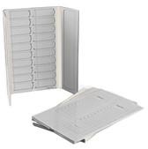 20-place Slide Folder, cardboard, each