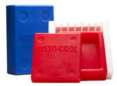 Histo-Cool Paraffin Block Cooling System, Small, Red, for 20 Blocks