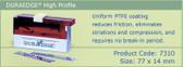 DuraEdge® Microtome Blade-High Profile-PTFE Coated, 50 pcs/pack