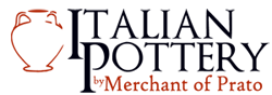 Merchant of Prato/ Italian Pottery