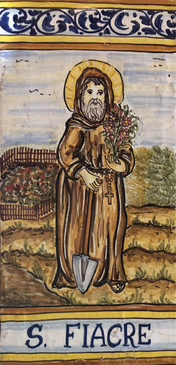 St. Fiacre Tile